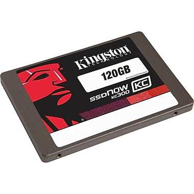 Kingston® SSDNow 120GB SATA 3.0 Upgrade Solid State Drive