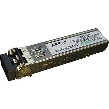 Array 3com 3CSFP91 Compatible 1000Base-SX GBIC SFP Transceiver