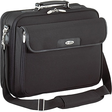 Targus® Carrying Case For 15.4in. Notepac Plus, Black