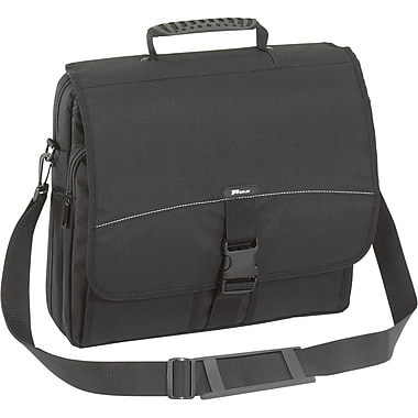 Targus® Messenger Carrying Case For 15.6in. Notebook, Black