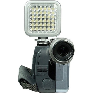 Sima® SL-20LX Silver Ultra Bright Video Light