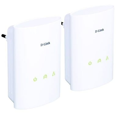 D-Link® DHP-307AV Powerline AV Network Starter Kit