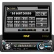 Pyle® PLTS78DUB Detachable Car DVD Player