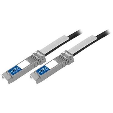 AddOn® 1m SFP+ 10Gbase-CU DAC Juniper Twinax Network Cable, Black