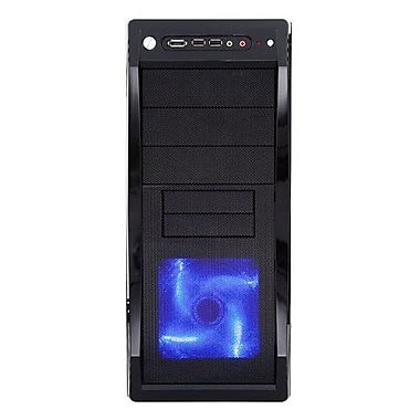 Rosewill® CHALLENGER ATX Mid Tower Computer Case, Black