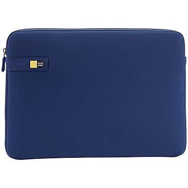 Case Logic® Sleeve For 13.3in. Notebook, MacBook, Dark Blue