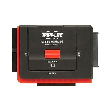 Tripp Lite USB 2.0 to SATA / IDE Combo Adapter