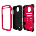 Tridentcase™ Kraken A.M.S. Case For Samsung Galaxy S4, Red