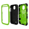 Tridentcase™ Kraken A.M.S. Case For Samsung Galaxy S4, Trident Green