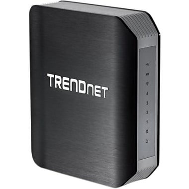TRENDnet® TEW-811DRU Wireless Dual Band Router, 2.40 GHz