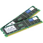 AddOn Factory Approved 512MB RAM Memory Module For Cisco 2811 Router
