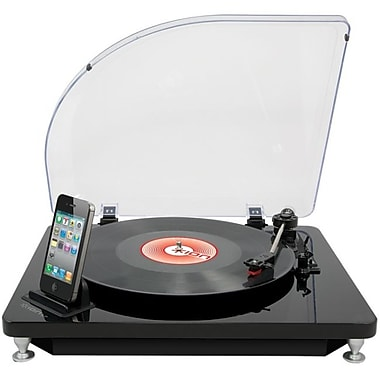 ION IT41 iLP Turntable Converter For iPad, iPhone and iPod Touch