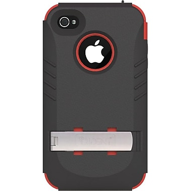 Tridentcase™ Kraken A.M.S. Case For Apple iPhone 4/4s, Red