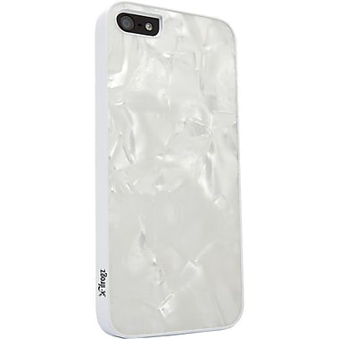 Zagg® ifrogz® Natural Pearl Case For Apple iPhone 5, White