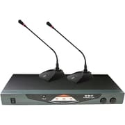 Pyle® Pro PDWM2150 Dual Table Top VHF Wireless Microphone System