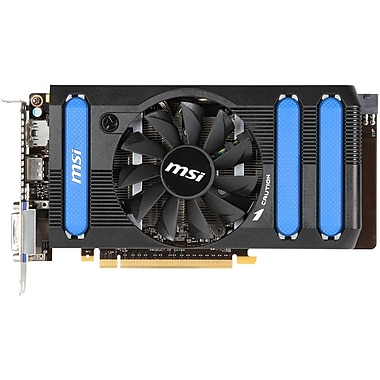 msi™ GeForce® GTX 660 Plug-in Card 2GB GDDR5 SDRAM Graphic Card