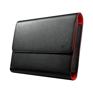 Lenovo™ Sleeve Carrying Case For ThinkPad 2 Tablet PC, Black