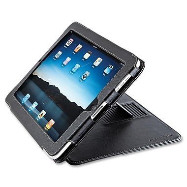Kensington® Folio Case and Cover For iPad/iPad 2/3/4, Black