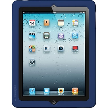 Kensington® BlackBelt™ Protection Band For iPad 2/3/4, Navy Blue