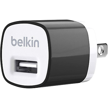 Belkin™ Mixit Home Charger, Black