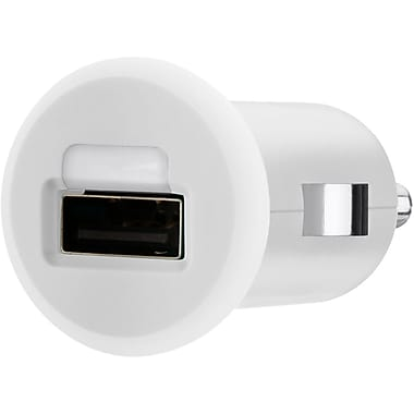 Belkin™ Mixit Car Charger, White