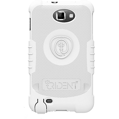 Trident Perseus A.M.S. PS-GNOTE-WT Silicone Protective Case for Samsung Galaxy Note SGH-i717, White