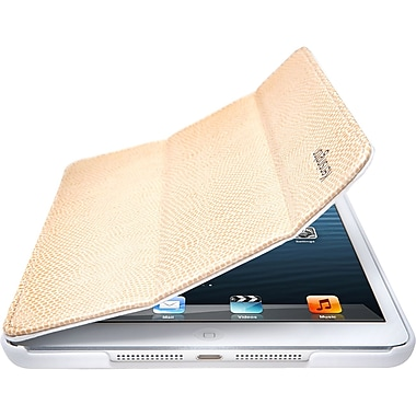 Kensington® Protective Cover and Stand For iPad Mini, Coffee Snake