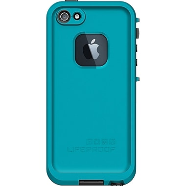 Lifeproof® Fre iPhone 5 Case, Teal/Black