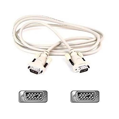 Belkin® F2N028 6' Pro Series Video Monitor Cable