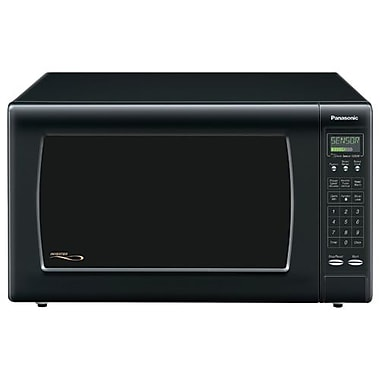 Panasonic® 1250 W Countertop Microwave Oven With Inverter Technology, Black