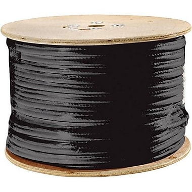 Metra™ PWRD18500 Primary Wire 18 Gauge Black Coil, 500'