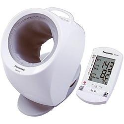 Panasonic EW3153W Cuffless Upper Arm Blood Pressure Monitor with Wireless Display