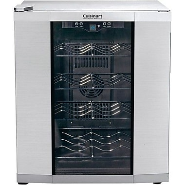 cuisinart private reserve wine cellar 12 bottle manual