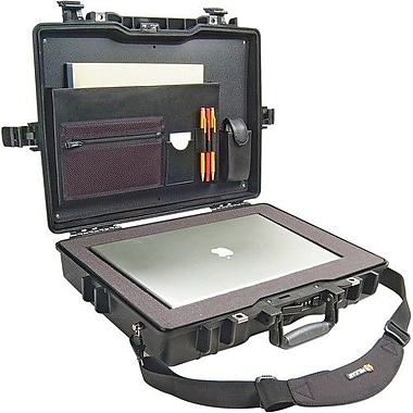 Pelican™ 1490CC Laptop Case For 17in. Notebook, Black