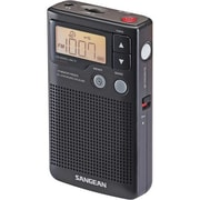 Sangean DT-200X FM-Stereo / AM Pocket Receiver With Built-in Speaker