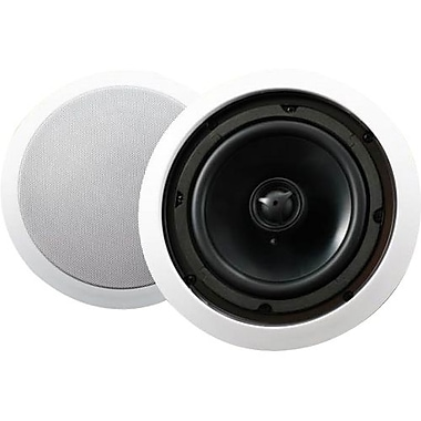 AudioSource® AC8C 100 W 2-Way In-Ceiling Speaker