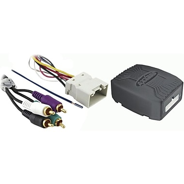 Metra™ TYTO-01 1-Up Toyota Lexus Amp Interface Adapter