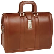 "McKlein® Morgan V Series 83344 Litigator Briefcase For 17"" Laptop"