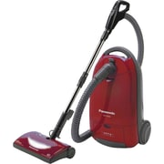 Panasonic Canister Vacuum Cleaner, Deep Burgundy (MC-CG902)