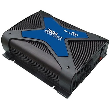 Whistler® Car AV PRO DC-to-AC Power Inverter, 2000 W