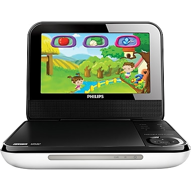 Philips PD703/37 7in. Portable DVD Player