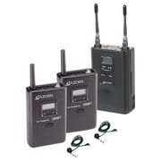 Azden® 330LT Dual Channel UHF Wireless Microphone System