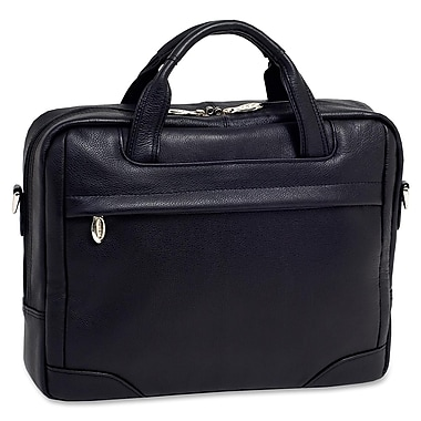 McKlein® Montclare S Laptop Case For 12.1in. - 13.3in. Notebook, Black