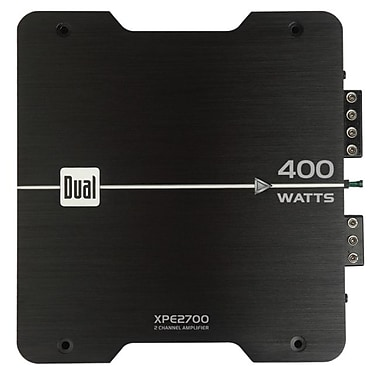 Dual® XPE 400 W 2 Channel Mosfet Mono Amplifier