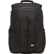 "Case Logic® RBP-117 Backpack For 17.3"" Laptop, Black"