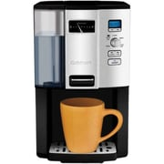 Cuisinart® Coffee on Demand™ 12 Cup Programmable Coffeemaker, Black/Silver