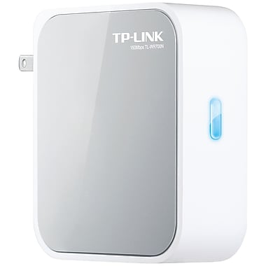 TP-LINK TL-WR700N Wireless N Mini Pocket Router, 2.4 GHz