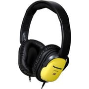 Panasonic® RP-HC200 Noise Canceling Headphones, Yellow