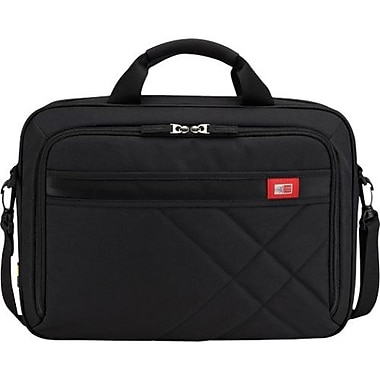 Case Logic® Carrying Case For 15.6in. Laptop, Tablet, Black