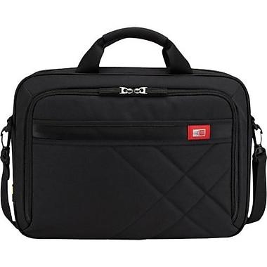 Case Logic® Carrying Case For 15.6in. Laptop, Tablet, Black